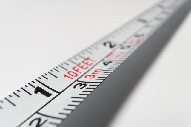 anderhalve meter